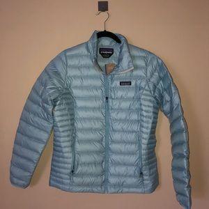 Patagonia women's down sweater jacket medium